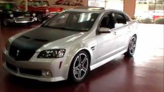 Tallahassee Muscle Cars: 2009 Pontiac G8 at Maclay Motors