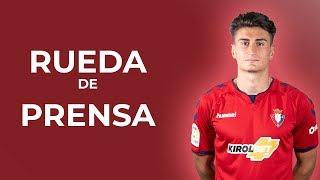 """Luis Perea: """"Tenemos que ser fieles a nuestro estilo"""""""