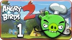 Let's Play [Android] Angry Birds 2 Part 1: Eierjagd auf der Schweineinsel!