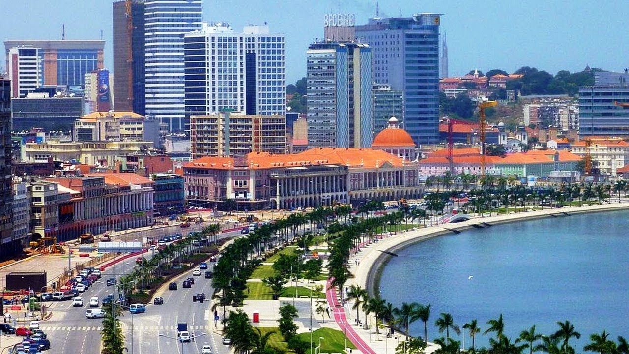 Top10 Recommended Hotels in Luanda, Angola - YouTube