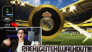 FIFA 17: NEUER PACK GLITCH! OMG WALKOUT IN PACK OPENING 🔥⛔️ - ULTIMATE TEAM - ES FUNKTIONIERT?!