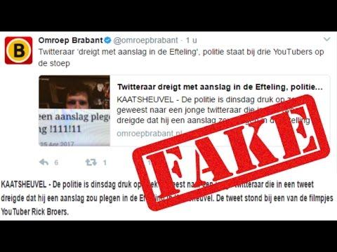 Omroep Brabant, YOU ARE FAKE NEWS!