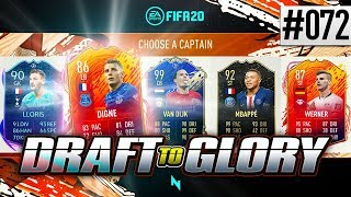 HEADLINERS DIGNE!!! - FIFA20 - ULTIMATE TEAM DRAFT TO GLORY #72