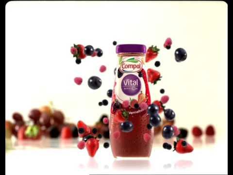 Compal Vital Frutos Vermelhos (Liga Portuguesa Contra o Cancro)
