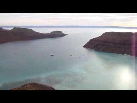 Hiking Isla Partida