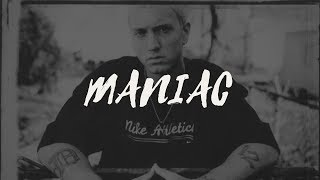 Video FREE Old School Eminem Type Beat / Maniac (Prod. Syndrome) [NEW 2018] download MP3, 3GP, MP4, WEBM, AVI, FLV Agustus 2018