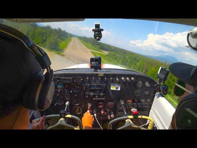 Flying to the most REMOTE $100 Hamburger | Alaska: Part 7