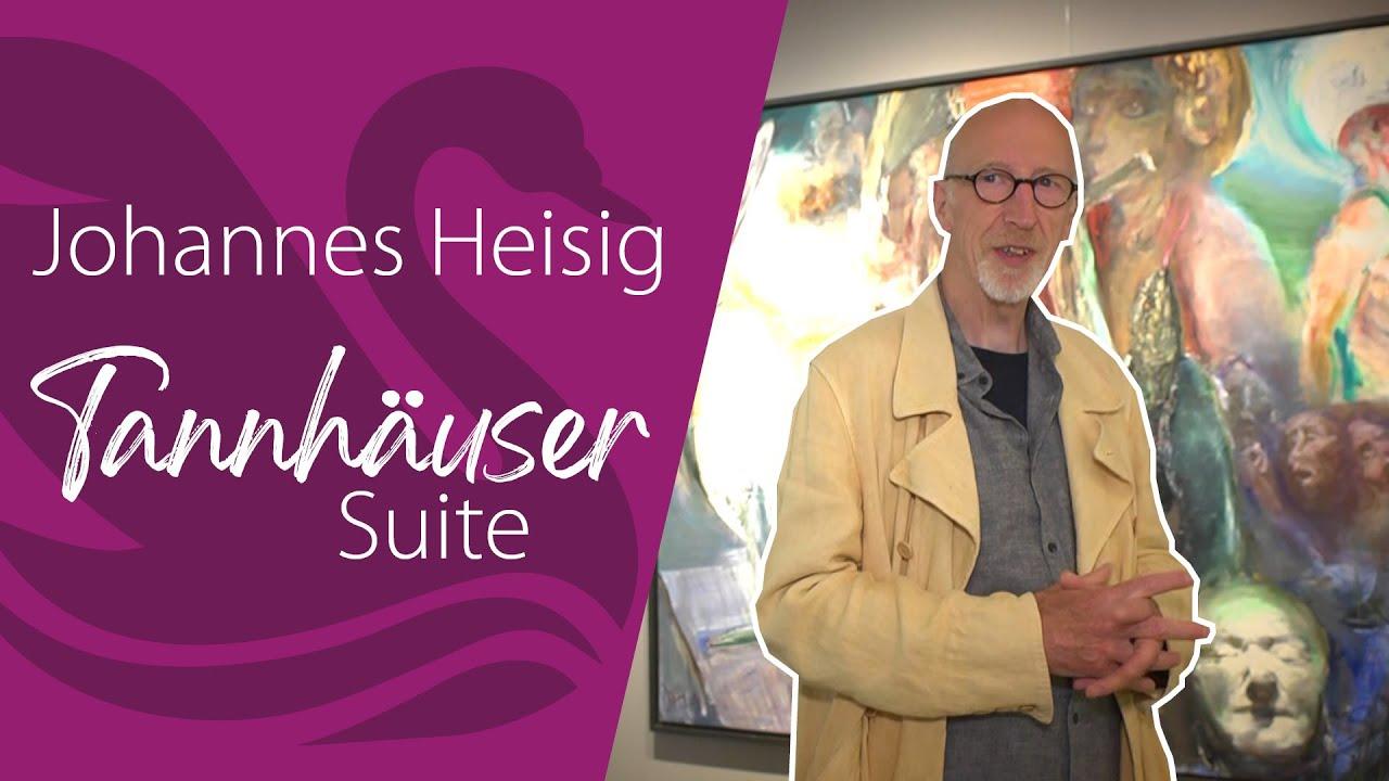 Johannes Heisig – Ausstellungstrailer