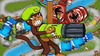 How Are Dartling Guns THAT GOOD? Bloons ...