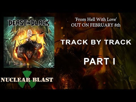 BEAST IN BLACK - From Hell With Love (OFFICIAL TRACK BY TRACK #1) Mp3