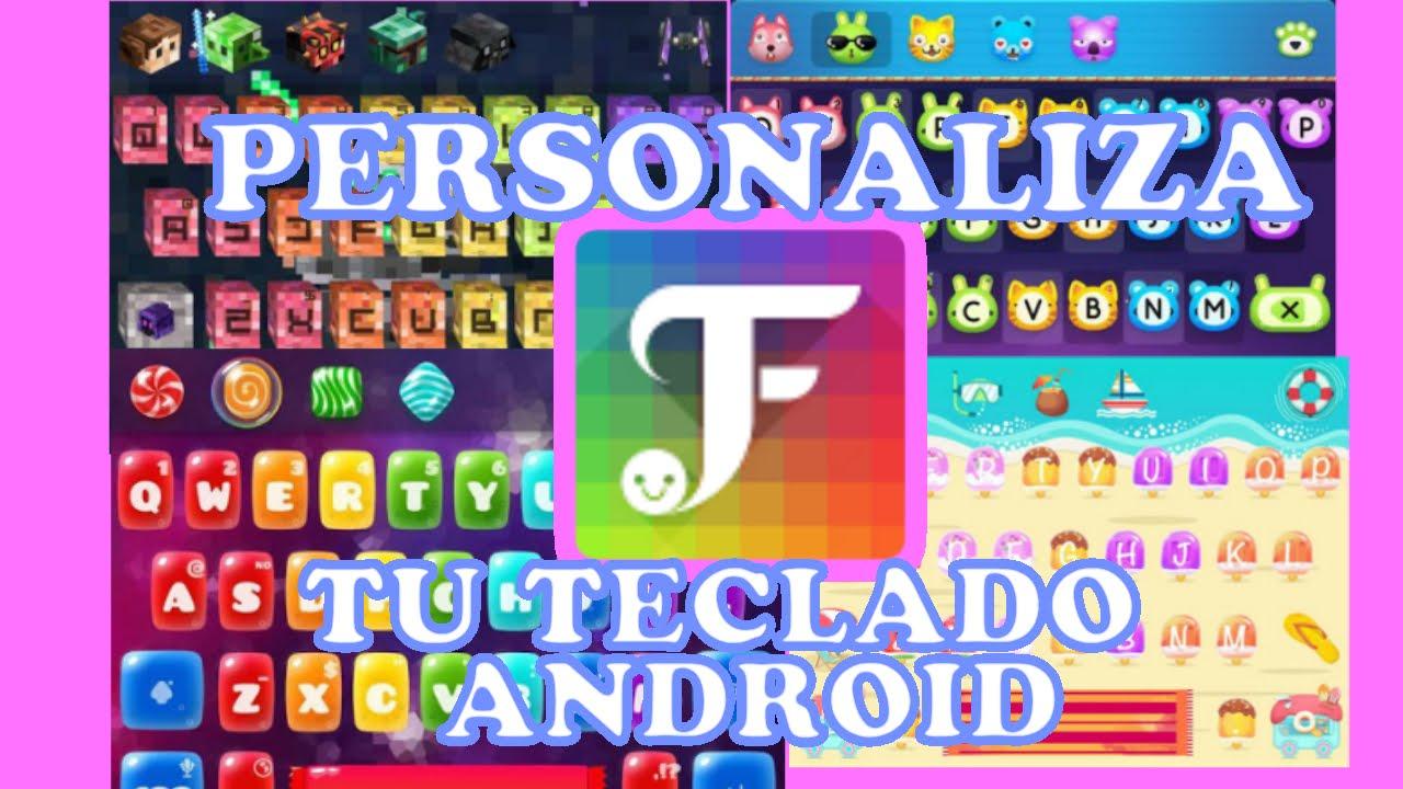 FANCY KEY Personaliza al máximo tu teclado - YouTube