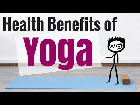3 Physical Advantages of Yoga