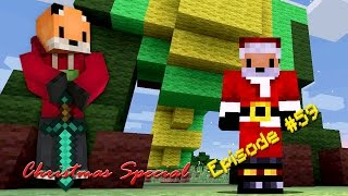 Minecraft Survival - Jack's Xmas T-Rex Part 1 [59]