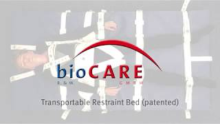 bioCARE - Restraint Bed (patented)