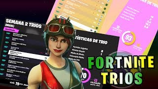 Fortnite-Championships Trio (do not pass by 1 point!) ft. Cry and Bars.