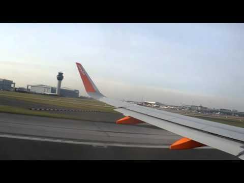 ONBOARD - EasyJet A320 U21897 Manchester to Berlin Schönefeld (FULL FLIGHT)
