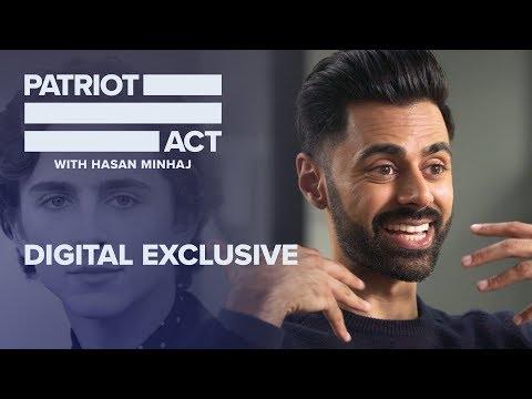 Hasan's Pronunciation Guide | Patriot Act With Hasan Minhaj | Netflix