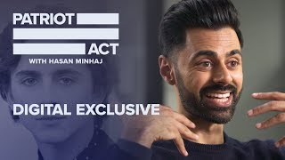 Hasan's Pronunciation Guide | Patriot Act with Hasan Minhaj | Netflix