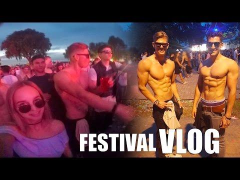 Dreamfields 2016 Festival Vlog - Full Day Of Eating & Partying