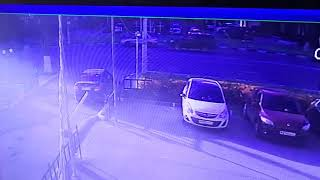 Момент ДТП с 4 авто на проспекте Ленина в Туле попал на запись камеры
