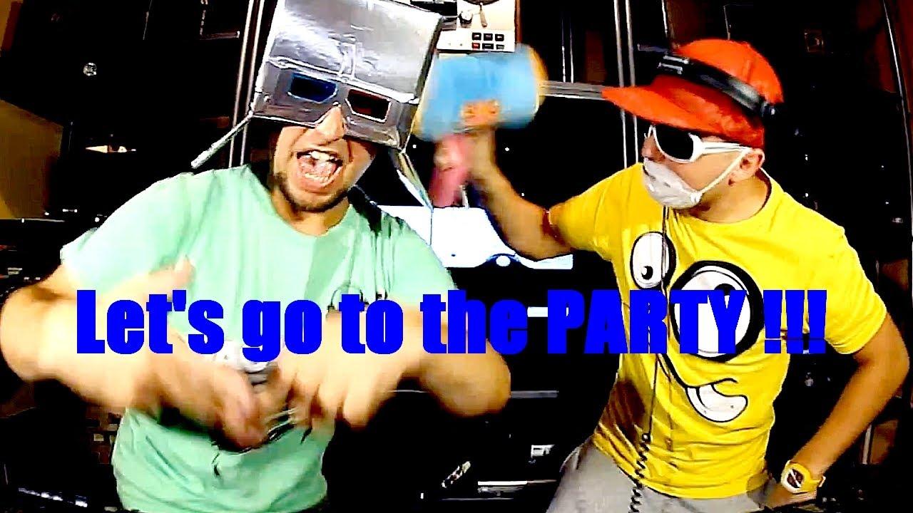 Chwytak Lets Go To The Party Tekst Piosenki