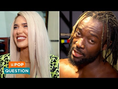Superstars reveal 2020 New Year's Resolutions: WWE Pop Question
