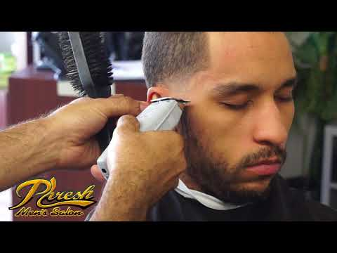 Low  skin Taper | Barber tutorial, Wahl  Cordless Senior and Andis t-liner review