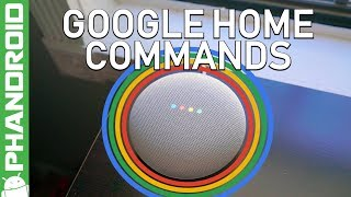 Best Google Home Commands