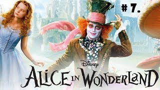 # 7. Alice in Wonderland (Алиса в Стране Чудес): Вострый меч и некоторые дополнения.