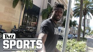 Julius Randle Cares About His Own L.A. Future, Not LeBron's | TMZ Sports