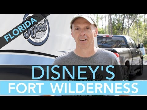 Disney's Fort Wilderness Campground Review