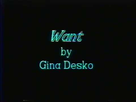 Penn State Orchesis - Want by Gina Desko Fall 1993