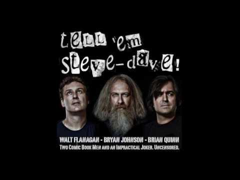 Tell 'Em Steve-Dave! 321 Slip 'N Slide Orgy