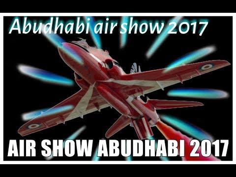 Air show, Abudhabi 2017, F16 show UAE