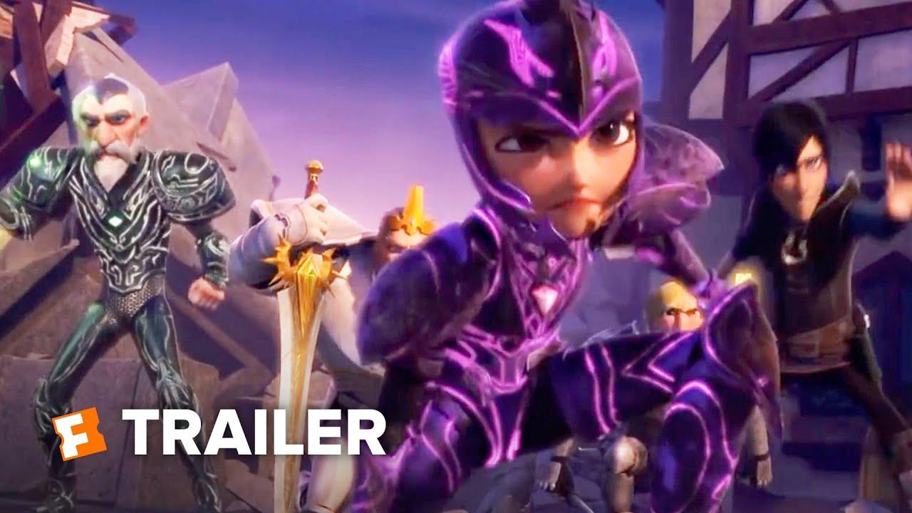 Download Wizards: Tales of Arcadia Season 1 Comic-Con Trailer | Fandango Family