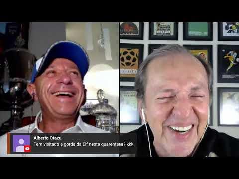 2º tempo da live com Roberto Pupo Moreno