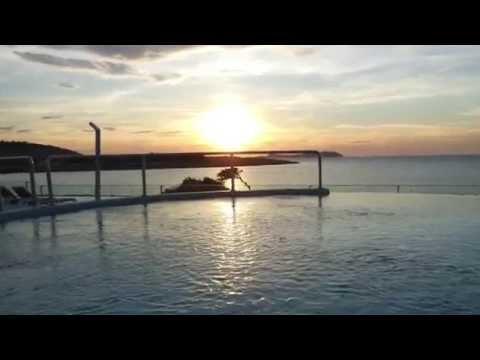 Sirenis Seaview Infinity Pool- Port des Torrent- San Antonio
