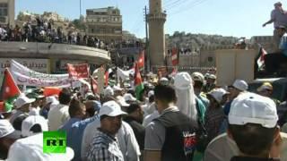 Антиправительственные выступления в Иордании