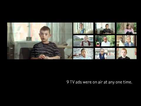 """Department of Health - """"Real Kids"""" Campaign Film"""