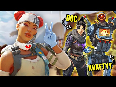 DOMINATING KINGS CANYON! W/ THE DOC AND KRAFTYY