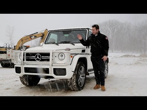 Here's Why The Mercedes G63 AMG Is Worth $154,000