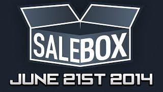 Salebox - Best Steam Deals - June 21st, 2014