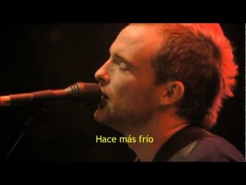 """Sing"" (Live at Glasgow 2001) - Travis (Subtitulado)"