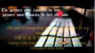 Bao Rong 包容 (Memaafkan)