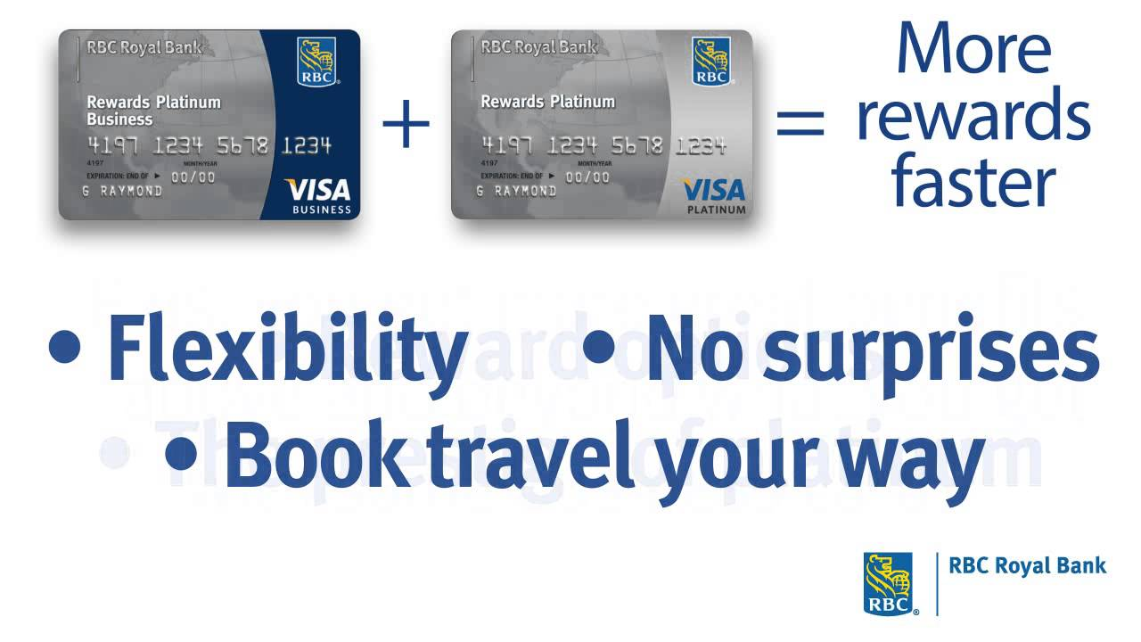 RBC - Platinum Cards - YouTube