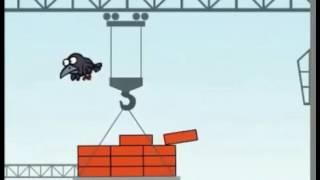 Видео ролик по охране труда с черным юмором.