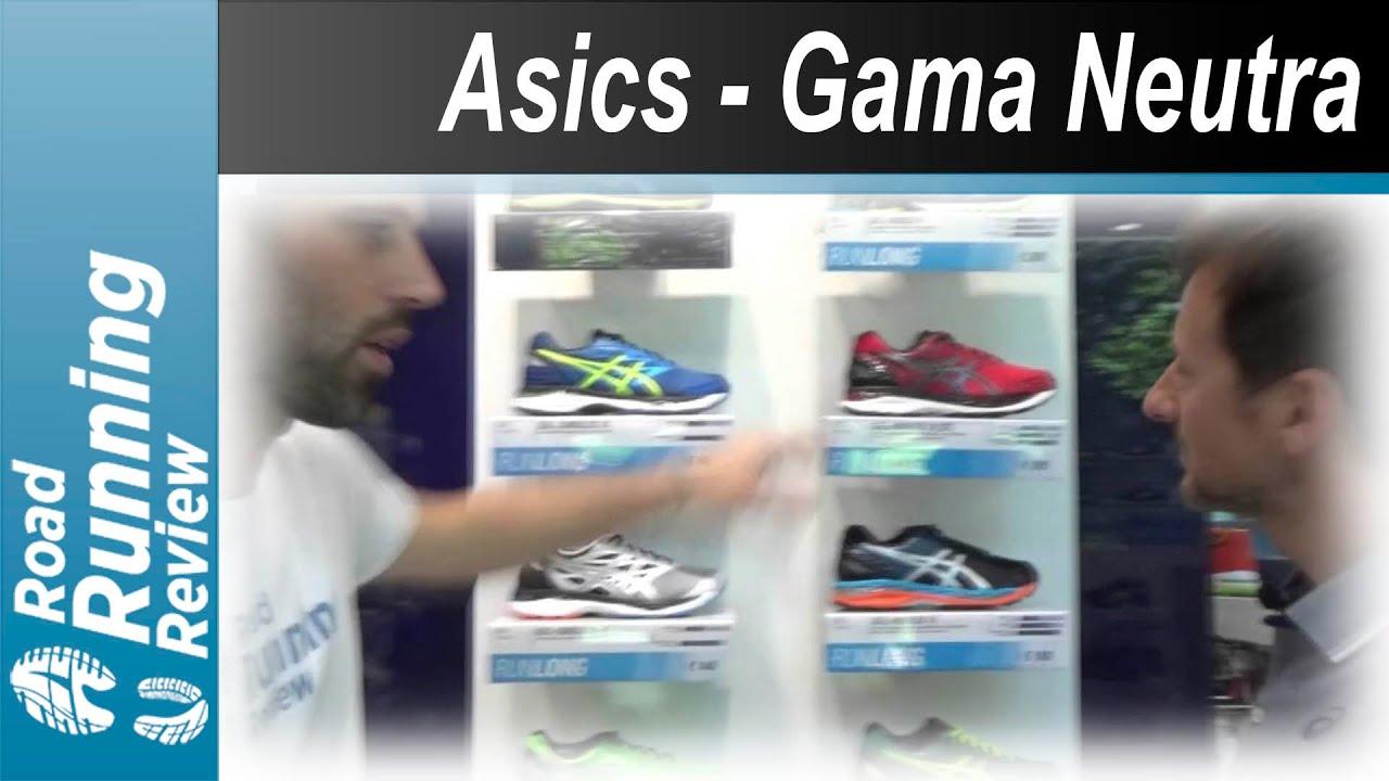Asics Gama Estabilidad 2016