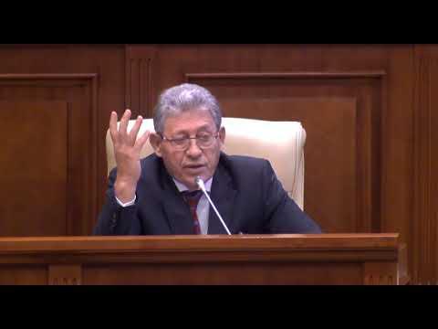 Replici dintre Mihai Ghimpu și Vladimir Voronin (19.10.2017-Parlamentul RM)