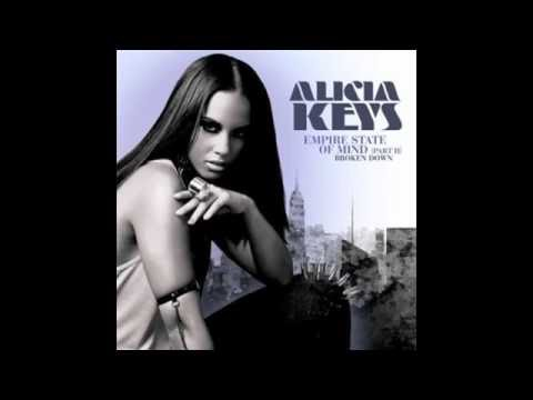 Alicia Keys- Empire State Of Mind ( Acoustic Piano Version )