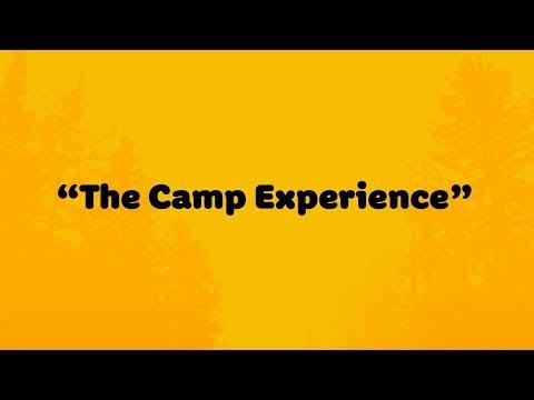 "Camp Manna: Eric Johnson - ""The Camp Experience"""